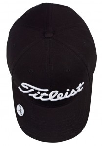 Titleist Ball Marker Cap Black