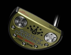 Scotty Cameron Mil-Spec H16 5MB LTD