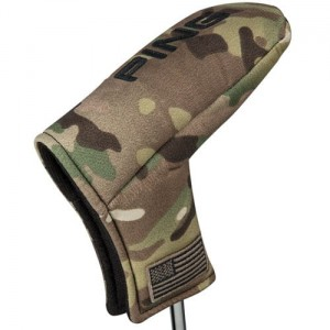 Headcover Ping Multicam