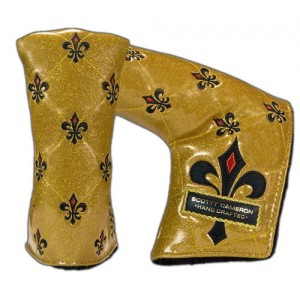 Headcover Scotty Cameron Mardi Gras