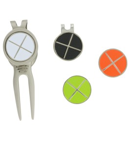 Divot tool & Ball markers