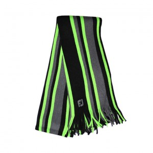 FJ Striped Scarf