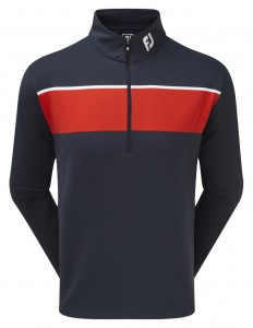 Bluza FootJoy Chest Stripe