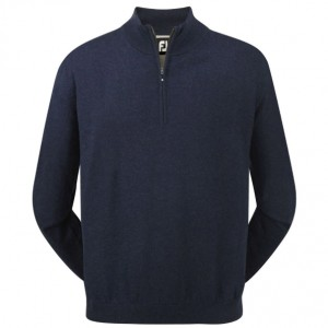 Bluza FootJoy Lambswool 1/2 ZIP