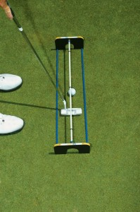 Tour Stroke for putting
