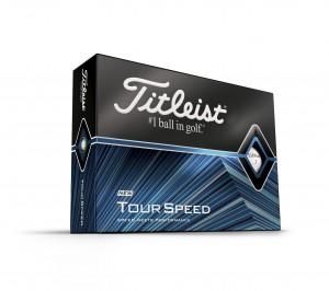 Piłki Titleist Tour Speed