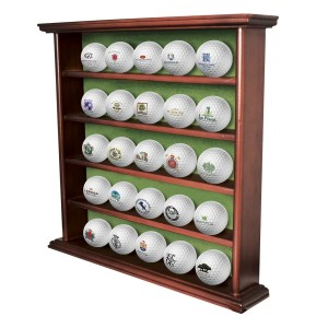 Stojak Longridge 25 Ball Wooden Display