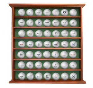Stojak Longridge 49 Ball Wooden Display