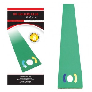 Mata do puttowania  Deluxe Soft Touch Putting Mat