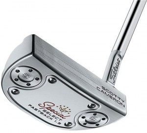 Putter Scotty Cameron Select Fastback 1.5 34""